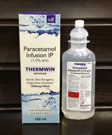 Paracetamol IV 100 ML 1