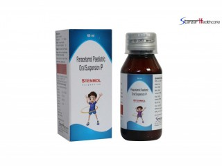 PHARMA FRANCHISE FOR PEDIATRIC RANGE