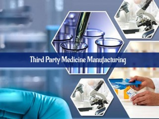 Allopathic Product Manufacturer