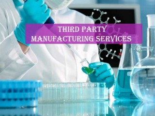 Third Party Manufacturing Pharma Company