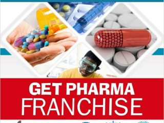 GET PHARMA FRANCHISE WITH WIDE RANGE OF 250 PRODUCTS
