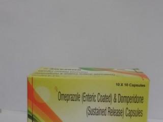 Omeprazole domperidome capsules