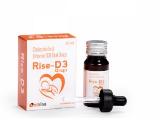Rise D3 Drops
