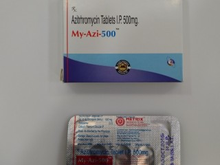Azithromycin 500 mg TAB