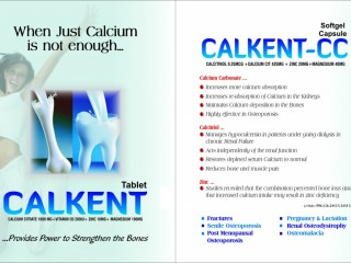 Calcitriol, Calcium Citrate, Zinc + Magnesium ( SOFGEL)