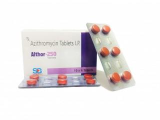 Azithromycin 250 Tablets Blister