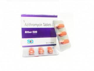 Azithromycin 500 Tablets Blister