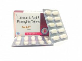 TRAIT - ET (Tranexamic acid 250 + Etamsylate 250 )