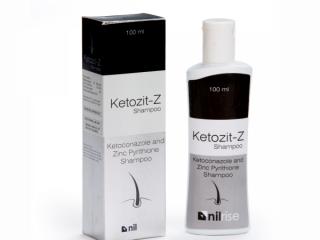 Ketozit-Z Shampoo