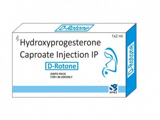 Hydroxyprogesterone caproate injection i.p
