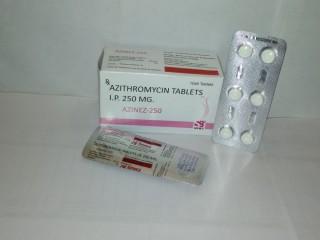 Azithromycin-250
