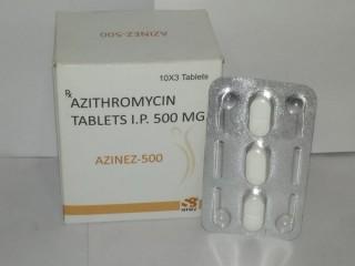 Azithromycin-500
