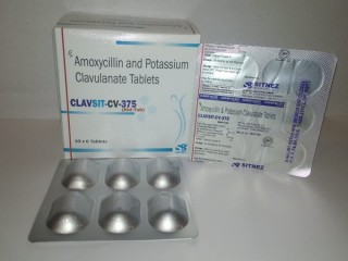 Amoxicillin and potassium clavulanate KidTablet