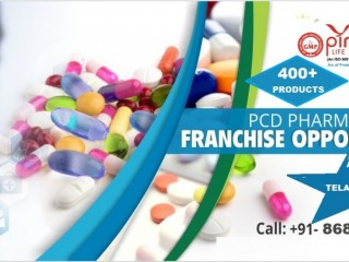 OPPORTUNITY IN PCD PHARMA FRANCHISE FOR AP & TELANGANA