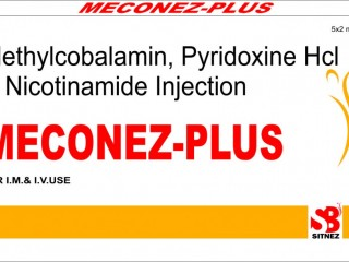 Mecobalamin Nicotinamide Pyridoxine D-Panthenol Nicotamide injection