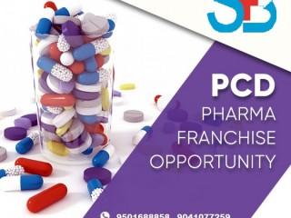 PCD PHARMA FRANCHISE IN AMARAVATHI