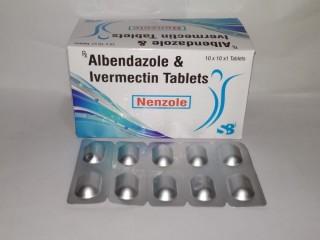 Albendazole+Ivermectin tablet