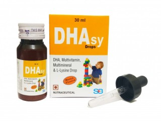 DHA DROPS with MULTIVITAMIN