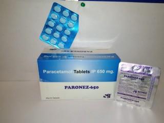 Paracetamol-650mg