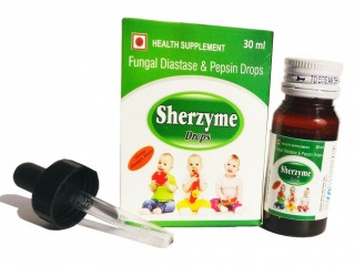 Digestive Enzyme Drops for kids