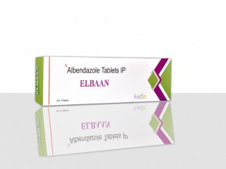Albendazole 400 mg Anti Fungal Cream