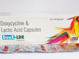 Doxycycline Lactic Acid Capsule