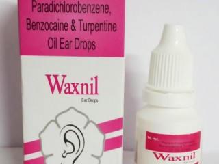 Paradichlorobenzene Benzocaine And Turpentine Oil Ear Drops