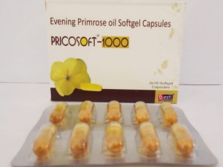 Evening Primrose Oil Softgel Capsule