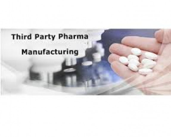 Third Party Manufacturing For Pharmaceutical 1