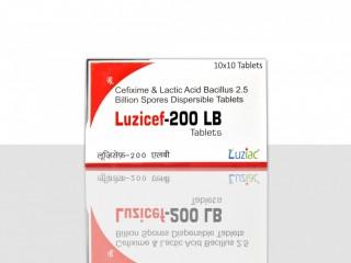 Cefixime Lactic Acid Bacillus