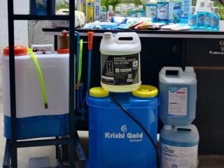 Hand Sanitizer Distributorship