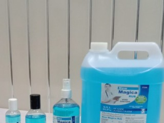 Alcohol Based Hand Sanitizer Wholesale Supplier In Madhya Pradesh
