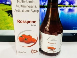 Lycopene, multivitamin,multimineral, antioxidant syrup pharma franchise