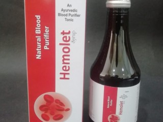 An......Ayurvedic tonic for blood purifier.