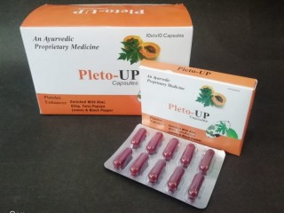 Ayurvedic Herbal Formula for Platelet Enhancer.