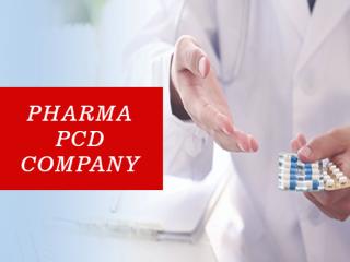 Pharma PCD Company in Chandigarh