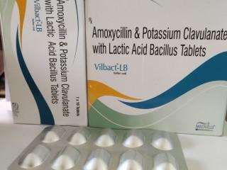 AMOXYCILLIN 500 MG+CLAVULANIC ACID 125 MG+