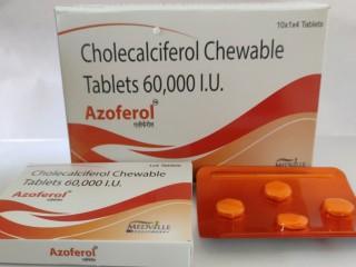 CHOLCALCIFEROL 60,000 IU