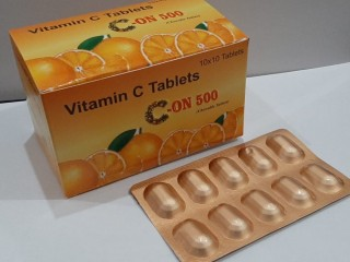 Vitamin C Tablets franchise for PAN INDIA