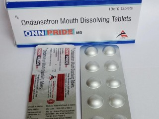 ONNPRIDE (ONDANSETRON MOUTH DISSOLVING TABLETS)