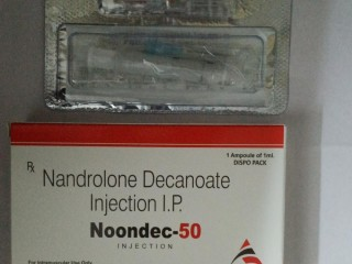 NOONDEC-50 (NANDROLONE DECANOATE INJECTION I.P 50)