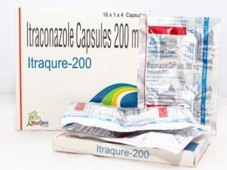 Itraconazole BP 200 Mg Capsules