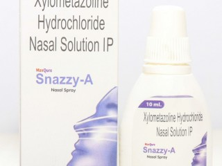 Xylometazoline HCL IP 0.1% +Benzalkonium Chloride Solution IP 0.02% Aqueous Base q.s