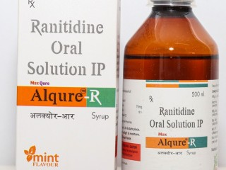 Ranitidine Hcl IP Equivalent To Ranitidine 75 Mg Oral Solution IP