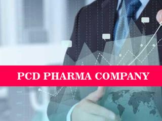 PCD Pharma Company in Baddi