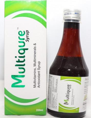 Multivitamins ,Multiminerals & Antioxidant Syrup 2