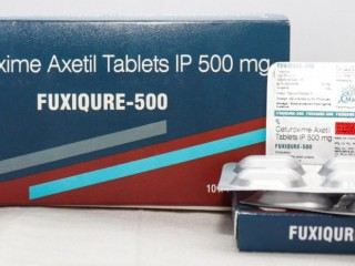 Cefuroxime Axitel IP Eq To Cefuroxime 500 Mg Tablet