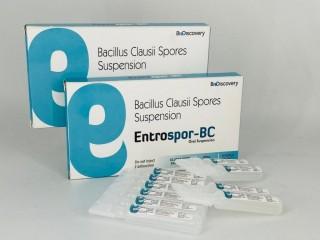 Bacillus clausii spores suspension 5 ML for Franchise