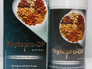 Protein Powder(Enriched With Dry Fruits Rich Protein & Folic Acid) (Cardamom Flavour)