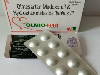 OLMESARTAN MEDOXOMIL & HYDROCHLOROTHIAZIDE